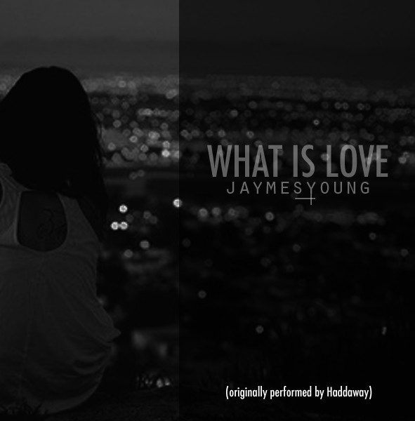What Is Love Cover Art