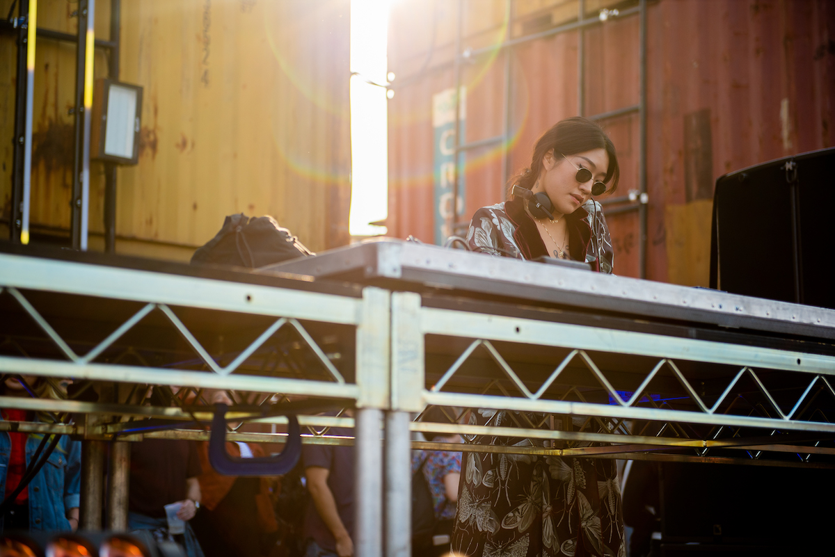 Peggy Gou - Ivan Meneses for Insomniac Events 1